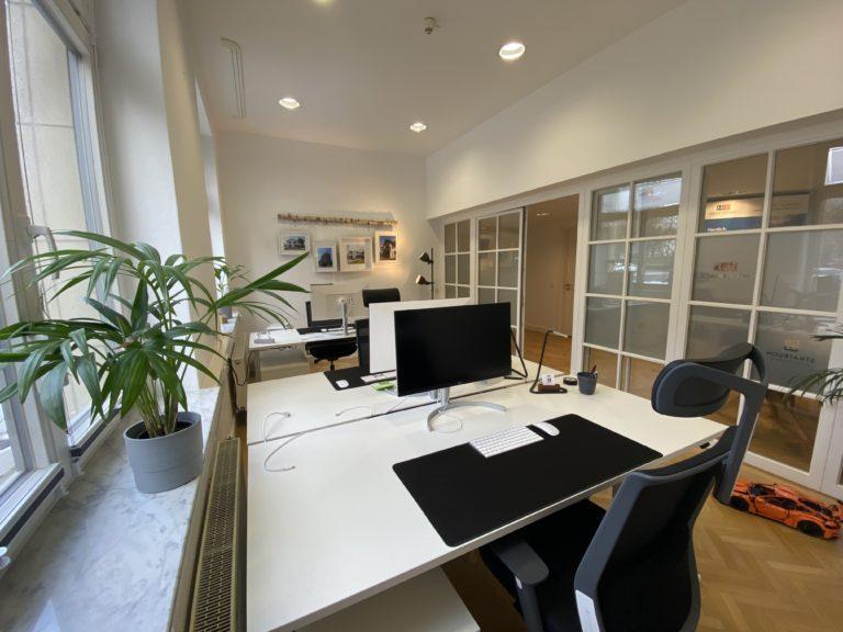 Büro von Strategon GmbH